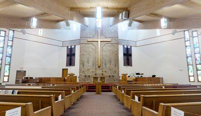 The Lutheran Church of Mahomet 3D Model